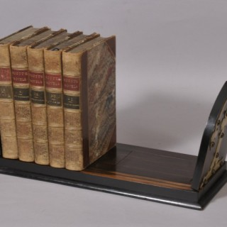 Antique 19th Century Coromandel Adjustable Book Stand