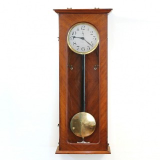 Rare electromagnetic Chronos Wall Clock