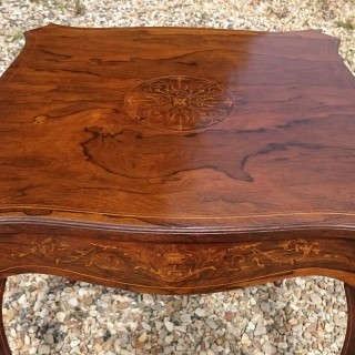 Early 20th Century Antique Centre Table