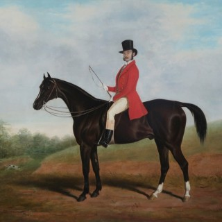 Gentleman on Horseback