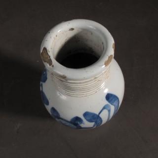 English Delftware Jug