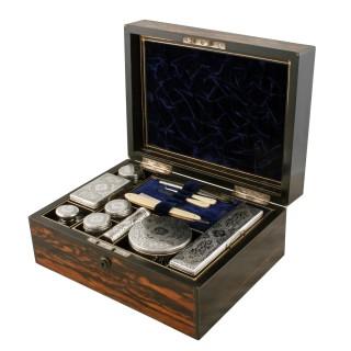 Victorian Gentleman's Dressing Box