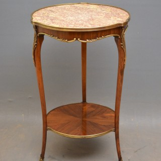Late XIXth Century Centre Table