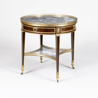 A Centre Table in the Louis XVI Manner by Gervais Durand