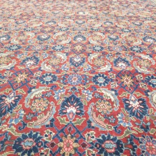 c.1900 Tabriz carpet