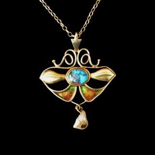 A Liberty Cymric pendant