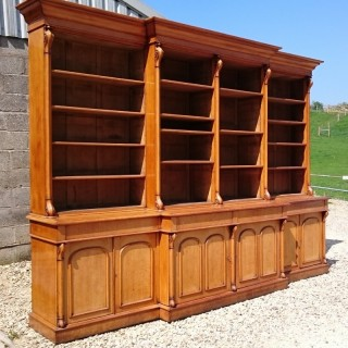 Large Country House Bookcase