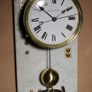 Electric Brillie Type 1556 Master Clock