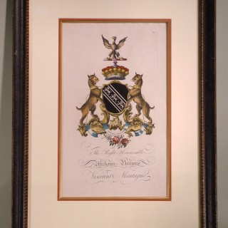 Heraldic Crest Prints by William Segar