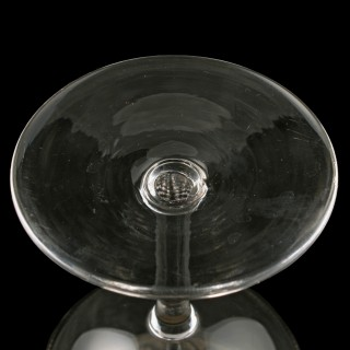 14 Edwardian Dessert Wine Glasses