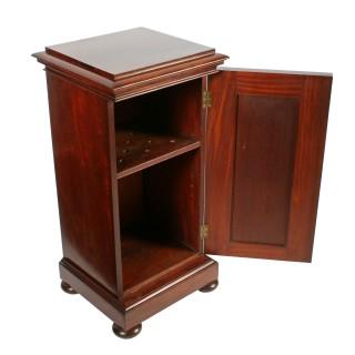 Mid 19th Century Pedestal Cabinet