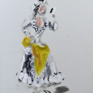Costume Design for the Barber of Seville