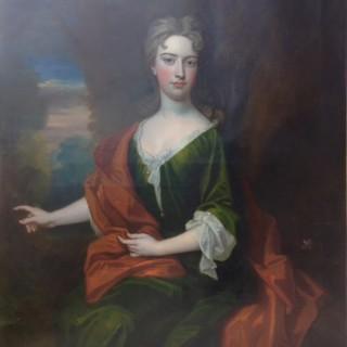 Sir Godfrey Kneller (Lubeck 1646-1723)