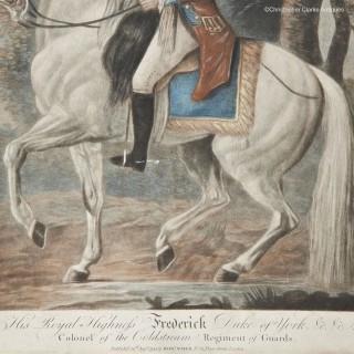 Frederick Duke of York Engraving