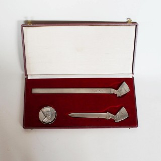 Letter Opener and Reading Set