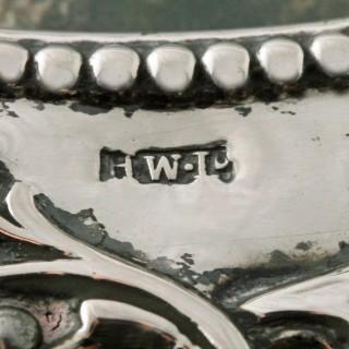 Edwardian Sterling Silver Photo Frame