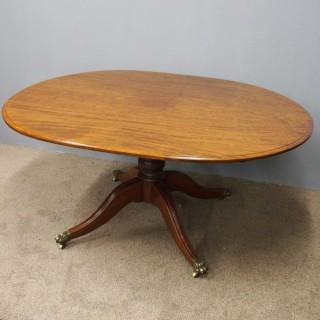 George III Tilt Top Dining Table