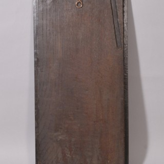 Antique 16th Century Carved Oak Romayne Panel