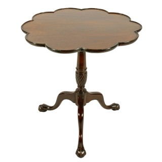 Georgian Style Tripod Table