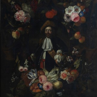 Portrait of Michiel de Ruyter