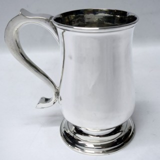 George III Newcastle Silver Mug