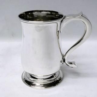 George III Newcastle Silver Mug