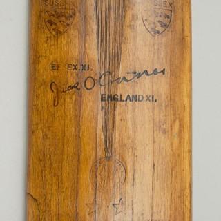 Jack O' Connor Cricket Bat