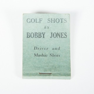 GOLF SHOTS BY BOBBY JONES