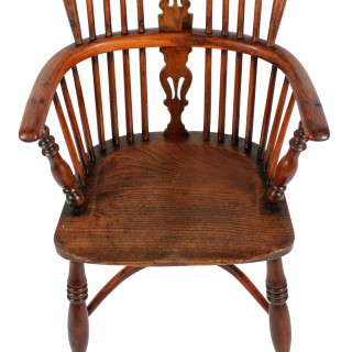 19th Century Windsor Arm Chairs