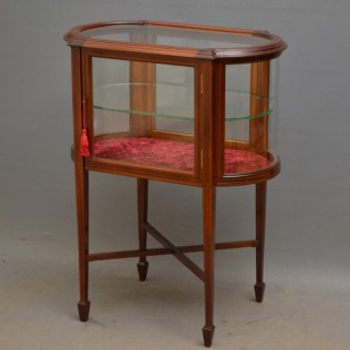 Edwardian Display Table Bijouterie table