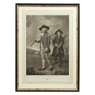 William Innes 'The Blackheath Golfer'