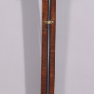 Early Nineteenth Century Mahogany Stick Barometer by Lloyd of Bridgnorth
