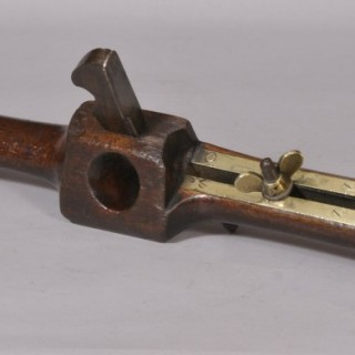 Antique 19th Century Scratch Stock Adjustable Moulding Plane