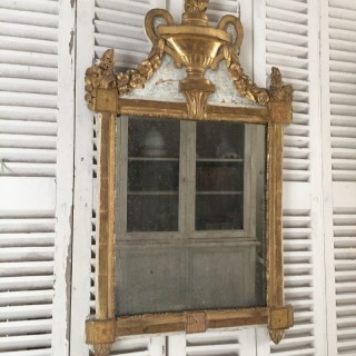 Late 18th Swedish Mirror