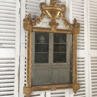 Late 18th Swedish Mirror