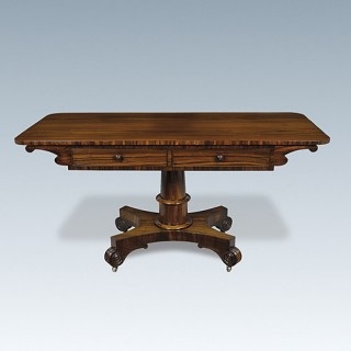 George IV Goncalo Alves Centre Table