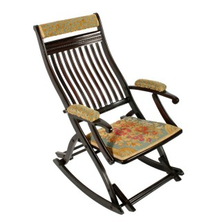 Late 19th Century Rocking Chair