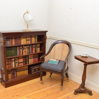 Late Georgian Bergere Chair