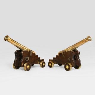 Fine pair of 19th Century English 41