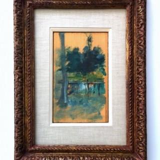 Henri de Toulouse-Lautrec (1864-1901)  Malrome 1883