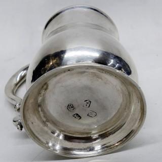 George II Silver Mug