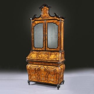A Good Lombardy Bureau Cabinet of the 18th Century