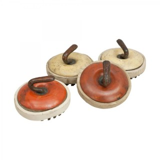 Wooden Indoor Curling Stones