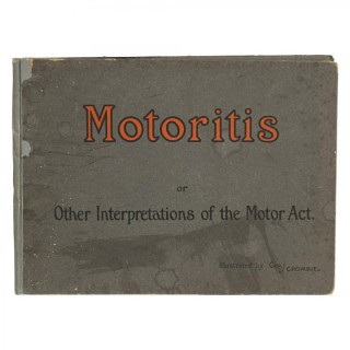 Motoring Perrier Book