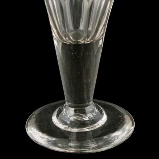 Set of Eight Georgian Sherry Glasses