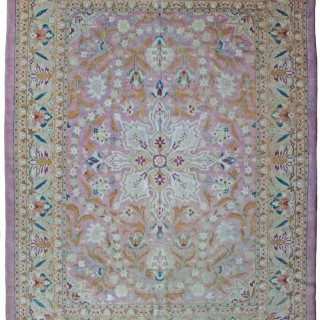 Antique Amritsar Carpet, India