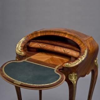 A  Louis XV Style Bureau de Dame by François Linke