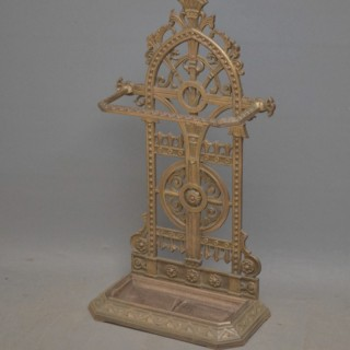 Victorian Cast Iron Umbrella Stand bu Falkirk