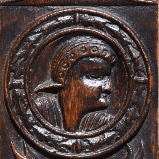 16th century Flemish Oak Panel