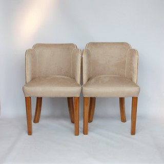 Art Deco Desk Chairs